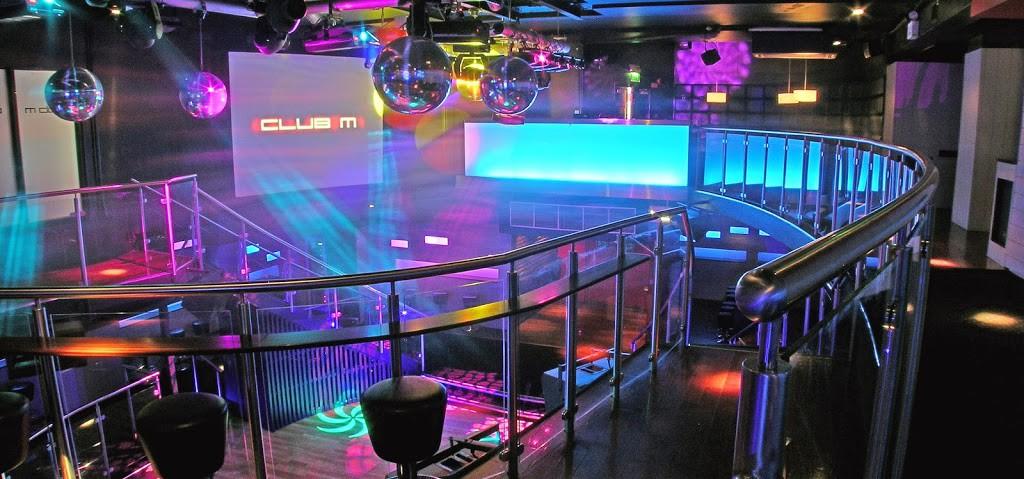 The dazzling dancefloor of Dublin's Club M